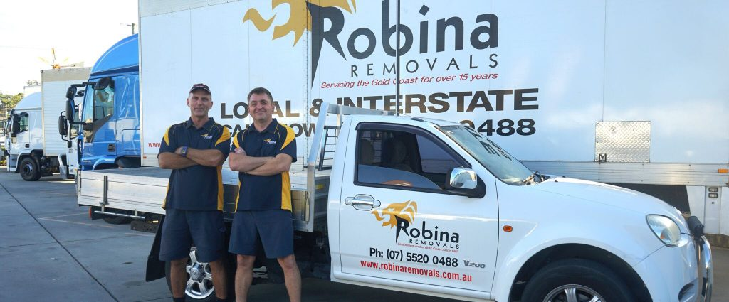 Man With A Van Robina