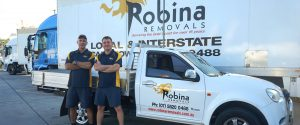 Removalists Bilinga